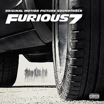 7 furioso / o.s.t. - Furious 7 / import USA o.s.t. [CD]