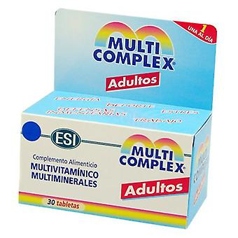 Trepatdiet Multicomplex Adults 30 Tablets (Witaminy i suplementy , Wielouelementy)