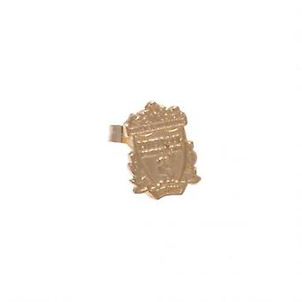 Liverpool 9ct Gold Earring