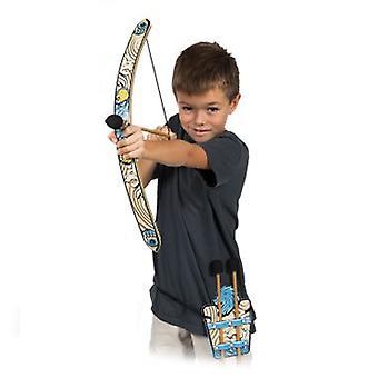 World Brands Knight Bow and Arrow Pack