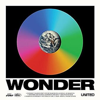 Hillsong United - Wonder [CD] USA importerer