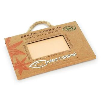 Couleur Caramel Couleur Poudre Compact N02 (Vrouwen , Make-up , Gezicht , Make-up poeder)