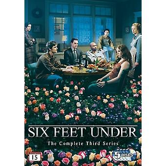 Six feet under season 2 (5 DVDS)