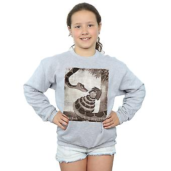 Disney Girls The Jungle Book Hypnosis Sweatshirt
