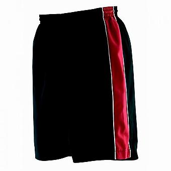 Finden & Hales Mens Contrast Sports Shorts