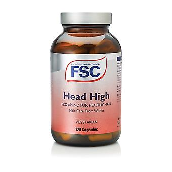 FSC, Head High Pro-Amino, 120 vegicaps
