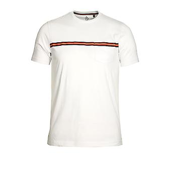 LUKE SPORT Tapers T-Shirt | White