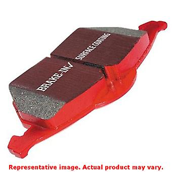 EBC Brake Pads - Redstuff DP32076C Fits:JAGUAR | |2010 - 2010 XF SUPERCHARGED V