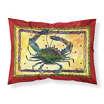 Carolines Schätze 8058PILLOWCASE Krabbe Feuchtigkeit Feuchtigkeitstransport Stoff standard Kissen