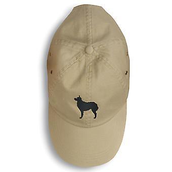 Carolines Treasures  BB3421BU-156 Croatian Sheepdog Embroidered Baseball Cap