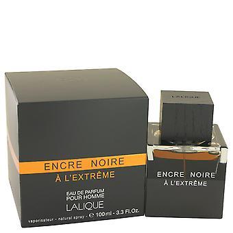 Lalique Encre Noire A L'Extreme Eau de Parfum 100ml EDP spray