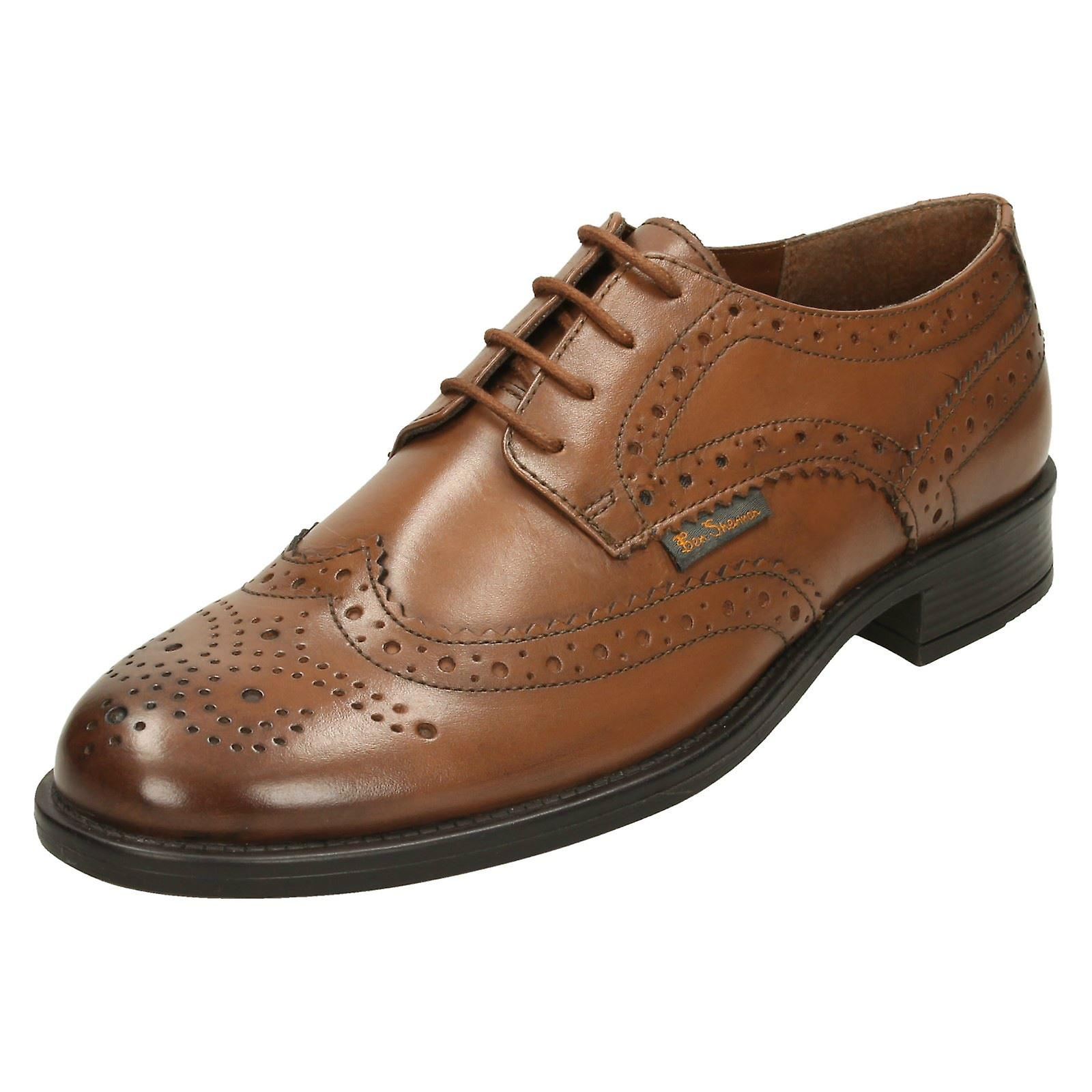 Herren Ben Sherman formale Schuhe Simpson Ben3153
