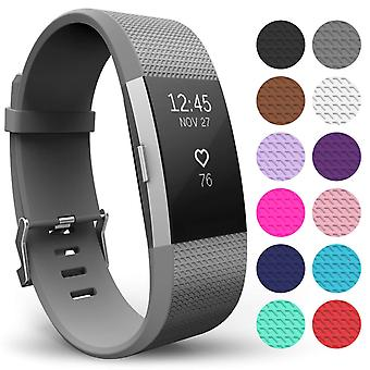 Fitbit Alta Strap Single Large - Grey