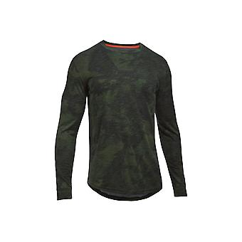 Under Armour Sportstle LS Graphic 1303706-357 Mens Sweatshirt