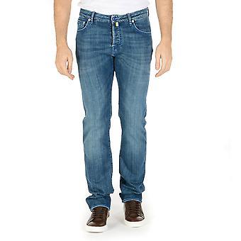 Jacob Cohen Herre Jeans J620 blå