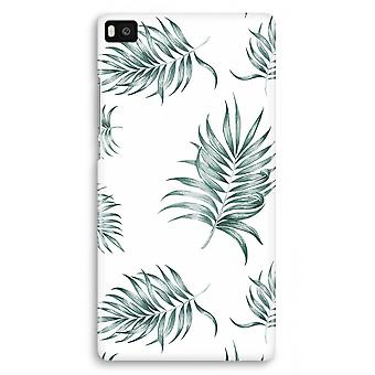 Huawei Ascend P8 Full Print Case - Simple leaves