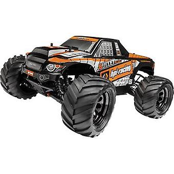 HPI Racing bala MT flujo Brushless 1:10 coche modelo del RC eléctrico Monster truck 4WD RtR 2,4 GHz