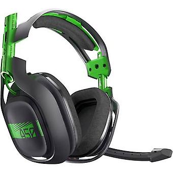 Gaming headset Cordless Astro A50 Over-the-ear Black-green