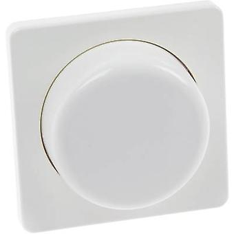 Ehmann 9081x0000 Dimmer cover Pure white