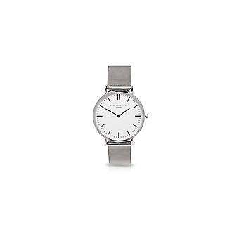 Elie Beaumont Elie Beaumont - Large Face Watch - Oxford Mesh