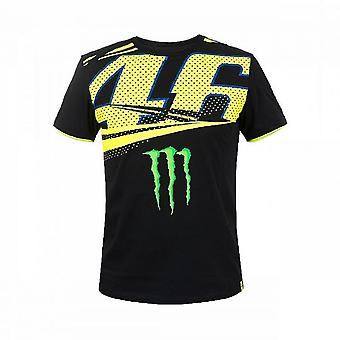 Valentino Rossi VR46 46 Monster T-Shirt 2018