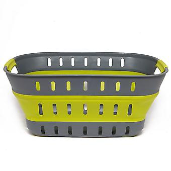 New Outwell Camping Furniture Storage Collaps Basket Green