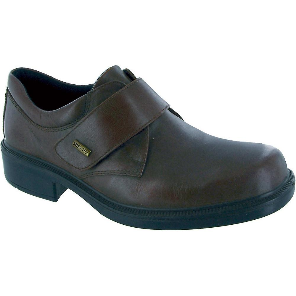 Cotswold Casual Brown Waterproof Shoe Oxford Cleeve Mens Leather SxanwqSrT