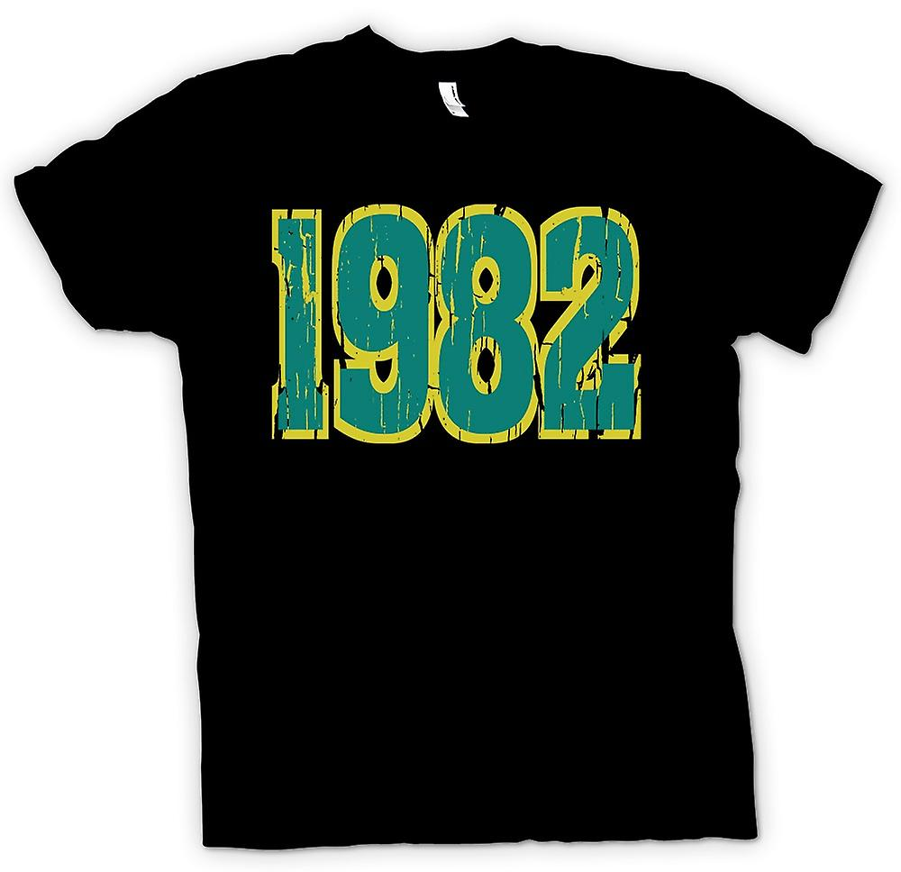 Womens T-shirt - 1982 - citat