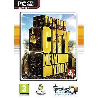 Tycoon City New York (PC CD)