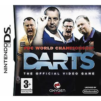 PDC World Championship Darts (Nintendo DS)