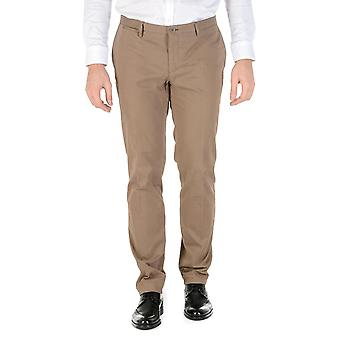 Hugo Boss Mens Pants Beige Stanino