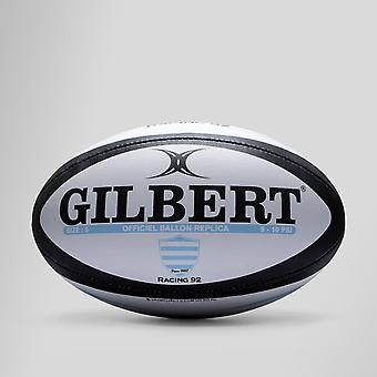 Gilbert Racing 92 Official Replica Rugby Ball