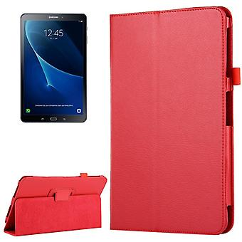 Red cover case for Samsung Galaxy tab A 10.1 T580 / T585 2016