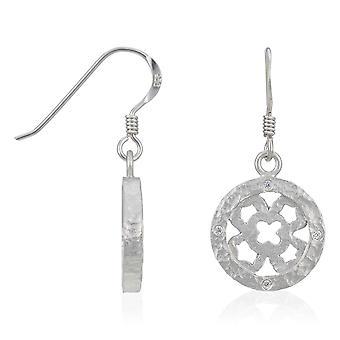 Orphelia Silver 925 Drop Earring Zirconium  ZO-5251