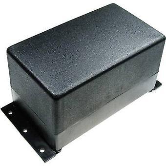 Kemo G087 Universal enclosure 120 x 70 x 65 Plastic Black 1 pc(s)
