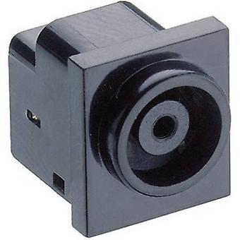 Lumberg 1613 11 lage voedingsconnector Socket, horizontale mount 7 mm 4 mm 1 PC('s)