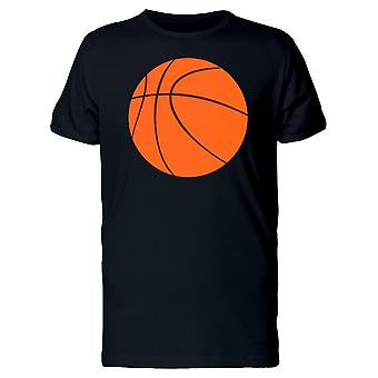 Big Basketball Ball Tee Men's -Image by Shutterstock