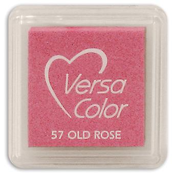VersaColor Pigment Mini Ink Pad-Old Rose