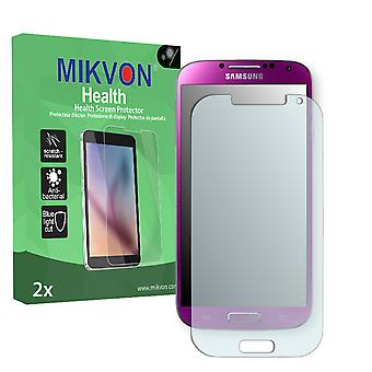 Samsung I9507 Galaxy S4 TDD LTE Screen Protector - Mikvon Health (Retail Package with accessories)