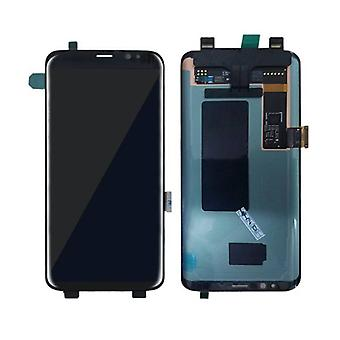 Stuff Certified ® Samsung Galaxy S8 Display (LCD + Touch Screen + Parts) AAA + Quality - Black