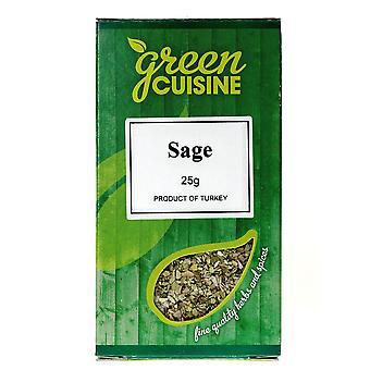 Green Cuisine Sage