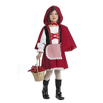 Little Red Riding Hood girls costume fairy child costume