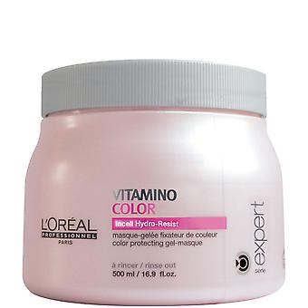 Loreal Vitamino Color Maske 500 ml