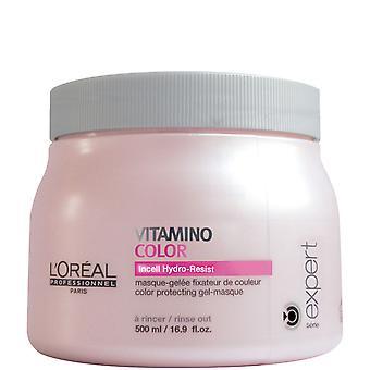 ロレアルの Vitamino カラー マスク 500 ml