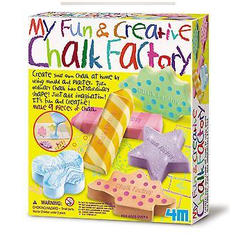 Minha fábrica de giz divertida e criativa de grandes Gizmos