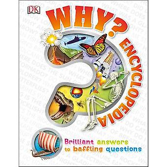 Why? Encyclopedia by DK - 9781409352075 Book