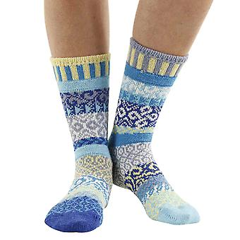 Air recycled cotton multicoloured odd-socks | Crafted by Solmate
