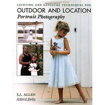 Éclairage et Techniques de l'exposition pour extérieure et emplacement Portrait Photography