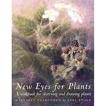 New Eyes for Plants: Workbook for Plant Observation and Drawing (Social Ecology Series)