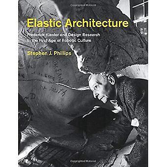 Elastisk arkitektur: Frederick Kiesler og designforskning i den første alder af robot kultur (elastisk arkitektur)
